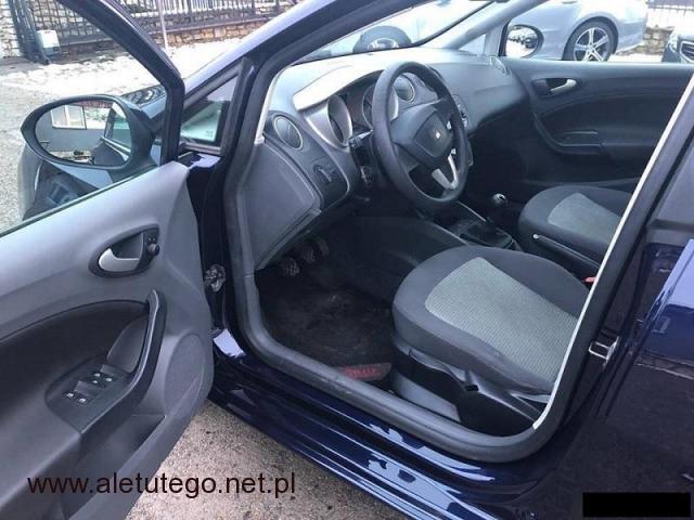 Seat Ibiza 1,6 w idealnym stanie technicznym